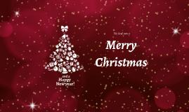 Christmas card 2016-17