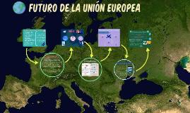futuro de la unión europea