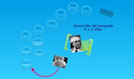 Desarrollo del Lenguaje 0 a 2 años