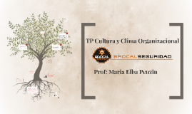 TP Cultura y Clima Organizacional