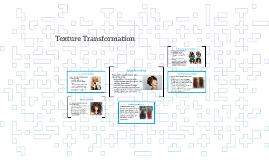 Texture Transformation