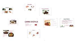Copy of Apresentação Carne Exótica