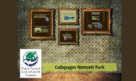 Galapagos Nemzeti Park