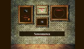 Nowomowa