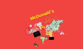 Copy of EMPRESA MCDONALDS