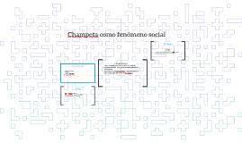 Champeta como fenómeno social