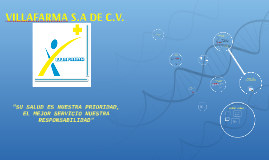 VILLA FARMA S.A DE C.V.