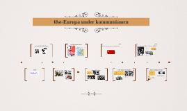 Øst-Europa under kommunismen