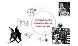 Enfermedades exantemáticas en pediatría