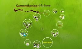 Conservateur de la faune