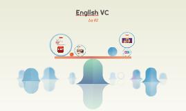 English VC les 61