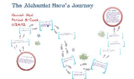 Copy of The Alchemist--Hero's Journey
