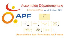 Assemblée Départementale de l'Allier