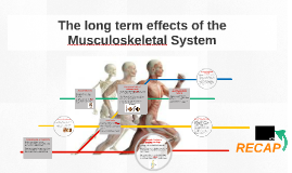 The long term effects of the Musculoskeletal System