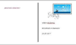 vibra bigbang