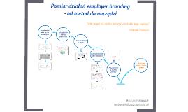 Copy of Pomiar działań employer branding - od koncepcji do narzędzi