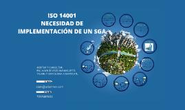 ISO14001 ORIONMEX