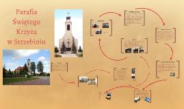 Parafia Świętego Krzyża w Strzebiniu