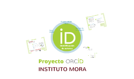 Copy of Proyecto ORCID - CBUA