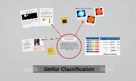 Copy of Stellar Classification
