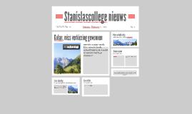 Stanislascollege nieuws