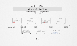 Time and Timelines