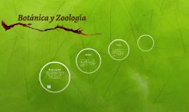 Botánica y Zoología