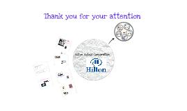 Copy of Hilton Hotel Corporation PPT