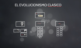 EL EVOLUCIONISMO CLASICO