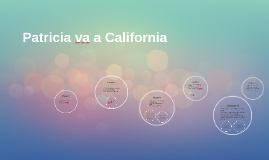 Copy of Patricia va a California