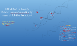 CBT Effect on Anxiety Caused Neuroinflammation by means of T