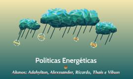 Políticas Energéticas