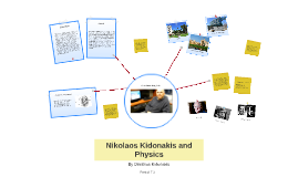Nikolaos Kidonakis and Physics