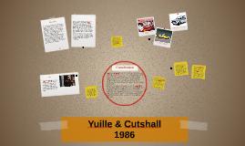 Yuille & Cutshall