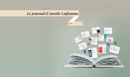 Le journal d'Aurelie Laflamme