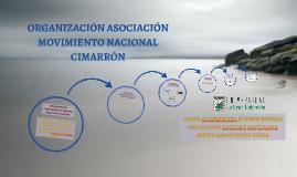 ORGANIZACIÓN ASOCIACIÓN MOVIMIENTO NACIONAL CIMARRÓN