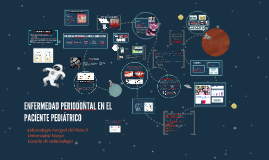 ENFERMEDAD PERIODONTAL EN EL PACIENTE PEDIÁTRICO