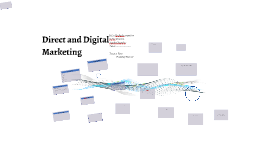 Direct and Digital Marketing