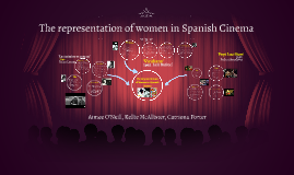 The representation of women in Spanish Cinema