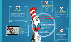 Copy of Characterization with The Cat In The Hat