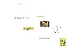 Le rayon vert