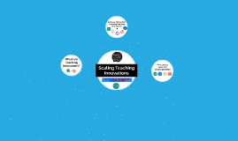 Scaling Teaching Innovations