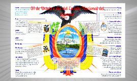 Copy of 31 de Octubre día del Escudo Nacional del Ecuador