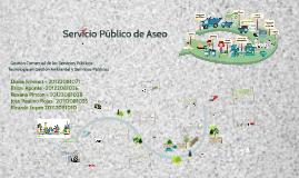 Copy of Copy of Copy of Servicio Público de Aseo