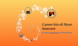 Career bio of: Ryan Seacrest