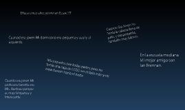 Diez Sentences en Espanol!