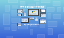 Why Blockbuster Failed