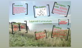 Copy of Layered Curriculum