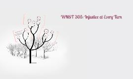 WMST 305 Class 11 (Part 2)