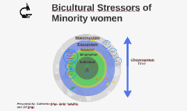 Bicultural Stressors of Minority women